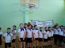 27 октября в большом спортивном зале прошла спортивная игра для учащихся 5-х классов гимназии «Перестрелка»_2