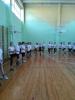 27 октября в большом спортивном зале прошла спортивная игра для учащихся 5-х классов гимназии «Перестрелка»_8