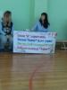 27 октября в большом спортивном зале прошла спортивная игра для учащихся 5-х классов гимназии «Перестрелка»_9