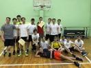 Традиционно в марте в рамках работы школьного спортивного клуба «Здоровая нация» прошел турнир по волейболу между командами юношей 8-х классов_4