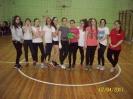 Волейбол девочки (8 класс)