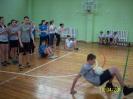 В  спортивном зале гимназии в апреле проходили спортивные мероприятия для учащихся 7  -х классов_7