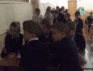 Каждый год, в феврале, в гимназии проводится коллективная творческая деятельность «Славься, Отечество»», посвящённая Дню защитника Отечества_2