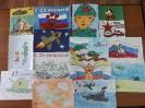 Каждый год, в феврале, в гимназии проводится коллективная творческая деятельность «Славься, Отечество»», посвящённая Дню защитника Отечества_7