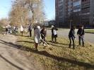 26 октября, в пятницу 92 ученика из 9-11 классов приняли участие в традиционном  Всекузбасском субботнике «Кузбасс в порядке»_10